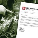 Khorporate Holdings Recommends Tenurgy